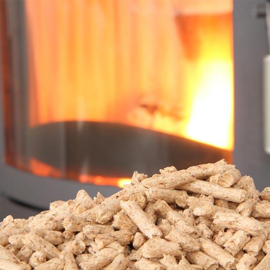 Holzpellets zertifiziert nach DINplus und ENplus